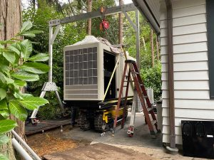 W E Electric Commercial Generator Service, Installation & Repair
