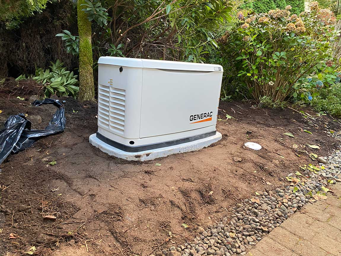 W E Electric Residential Generator Service, Installation & Repair
