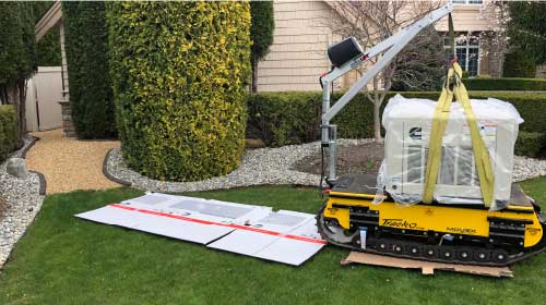 RESIDENTIAL GENERATOR SERVICES